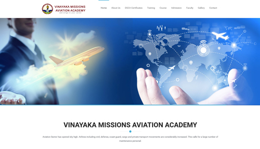 Vinayaka Missions Aviation Academy